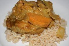 indian curri, chicken recipes, crock pots, slow cooking, crock pot chicken, coconut milk, slow cooker, chicken curry, curry recipes
