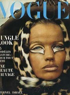 Vogue Paris  (Veruschka yet again ...)