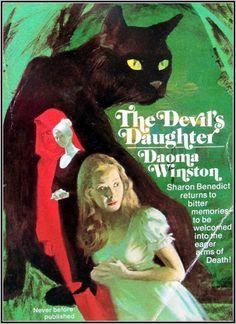 gothic romance paperback art   Lancer Easy Eye Gothic   my love-haunted heart
