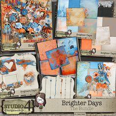 Brighter Days - The Bundle #studio4designworks