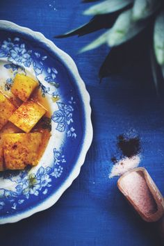 The perfect mid-afternoon snack: Sweet and Savory Pineapple | Free People Blog