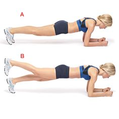 fit, leg, flat abs, flat stomach, women health, exercis, tight butt, plank, workout