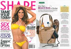 Shape Magazine recommends checking out @Coolibar Sun Protection You Wear Sun Protection You Wear for wide brim hats, UV blocking shade and sun protective clothing!