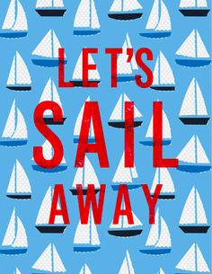 life, sailaway, sail boats, sea, inspir, sail away, beach, quot, anchor