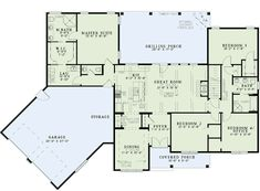 Angled French Floor Plans   Free Online Image House Plans    Ranch House Plans With Angled Garage on angled french floor plans