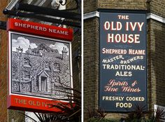 Old Ivy House, London, EC1 by piktaker, via Flickr
