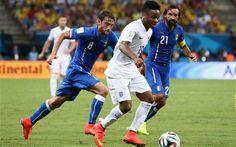 WONDERKID Raheem Sterling #England #ThreeLions #RaheemSterling #WorldCup #Italy #Brazil