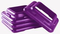 The Step Circuit Step Aerobic Trainer (Violet)