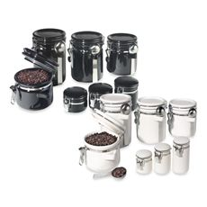 7pcs canister set