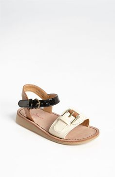 Cole Haan 'Apple Buckle' Sandal   So cute, for Izzy!