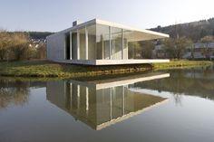 Project - Pavilion Siegen - Architizer awesom architectur, ian shaw, shaw architekten, architectur pin, architecture interiors, dream hous, residenti architectur, pavilion siegen, design