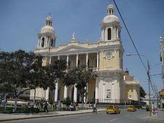 Cathedral, Chiclayo, PERU