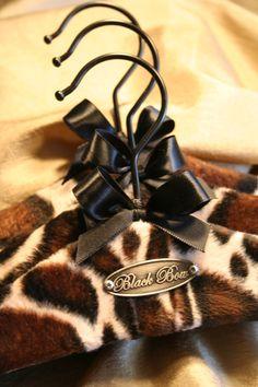 BROWN .... Hangers