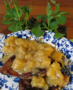 Veal Scaloppine W/Cream, Calvados & Apples (Jacques Pepin). Photo by BarbryT
