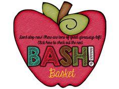 bash giveaway, classroom idea, schools, bash basket, educ