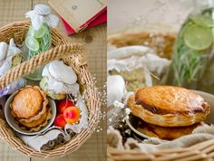 Galettte des Rois & Picnic Hamper from At Down Under