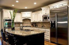 kitchen colors, dream, rustic kitchens, kitchen photos, chic kitchen ideas, hous, rustic chic kitchen, kitchen designs