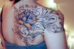 shoulder, beautiful
