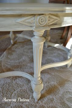 Shabby Chic Coffee Table Makover