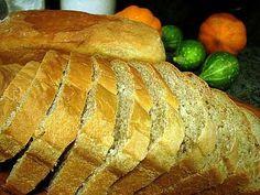 Homemade Bread Grandmother Bread