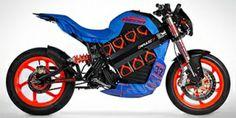 2013 Brammo Empulse ICON Spec 32 Eboz Edition.  The #Brammo Empulse ICON Spec 32 Eboz Edition is Motorcycle.com's #BikeOfTheDay!