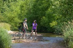 Enjoy being #active? #Alvernia's close proximity to numerous parks and trails offers students plenty of options for biking, running, hiking and walking!