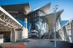 MARTA (subway) and Philips Arena