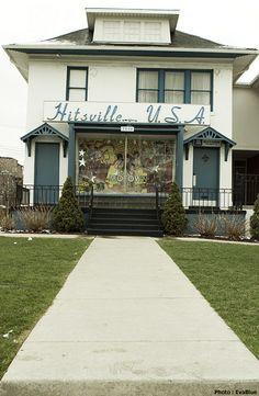 Motown -- Detroit