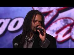 Landau Eugene Murphy Jr. singing Sinatra's I've Got You Under My Skin - America's got talent, 2011