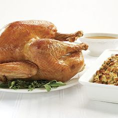 Old-Fashioned Stuffed Turkey Recipe - America's Test Kitchen