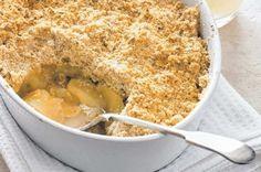 Apple, pear and nashi crumble by Matt Preston - Member recipe - Taste.com.au