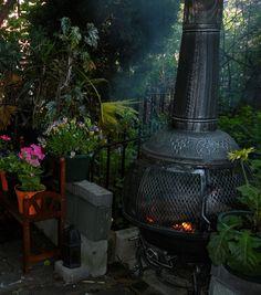 secret patio garden