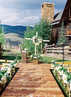 mountain ceremony.