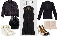 Jedna sukienka - dwie stylizacje! więcej na www.ofeminin.pl