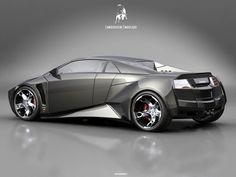 Looks like the concept car I designed as a kid.
