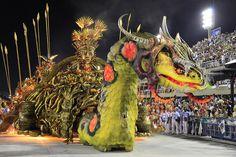 Carnaval 2012 - Escola Beija-Flor de Nilópolis, Rio de Janeiro, Brazil
