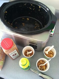johnny appleseed home made apple sauce
