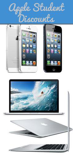 Apple Student Discounts !!!