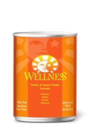 Wellness Canned Super5Mix Turkey & Sweet Potato Recipe
