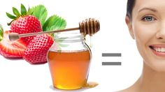 Make this strawberry and honey mask to help keep breakouts at bay.
