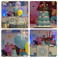 Arca de Noé #festa #birthday