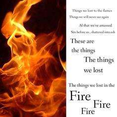 bastille things we lost in the fire songtekst vertaling