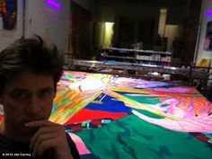 10 Celebrities You Didn't Know Were Artists: Jim Carrey