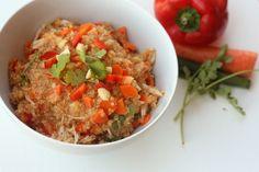 Everyday Reading: Vegan Recipe #2: Thai Quinoa Bowl