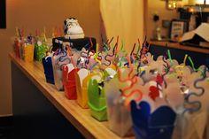 Converse Birthday Party | Snapback & Converse / Birthday / Party Favors: