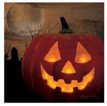 halloween flickering lights