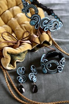 jewelry from Dori Csengeri  Photo by Tina Brok Hansen