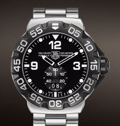 Tag Heuer Formula 1 Mens watch - http://ow.ly/8iO8E