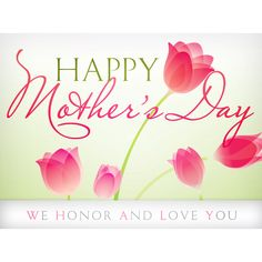 HAPPY MOTHERS DAY! =^)