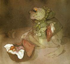 Lisbeth Zwerger, Thumbelina